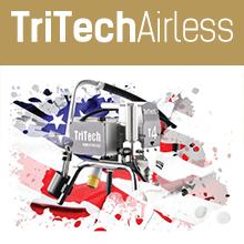 TriTech Malingssprøyter